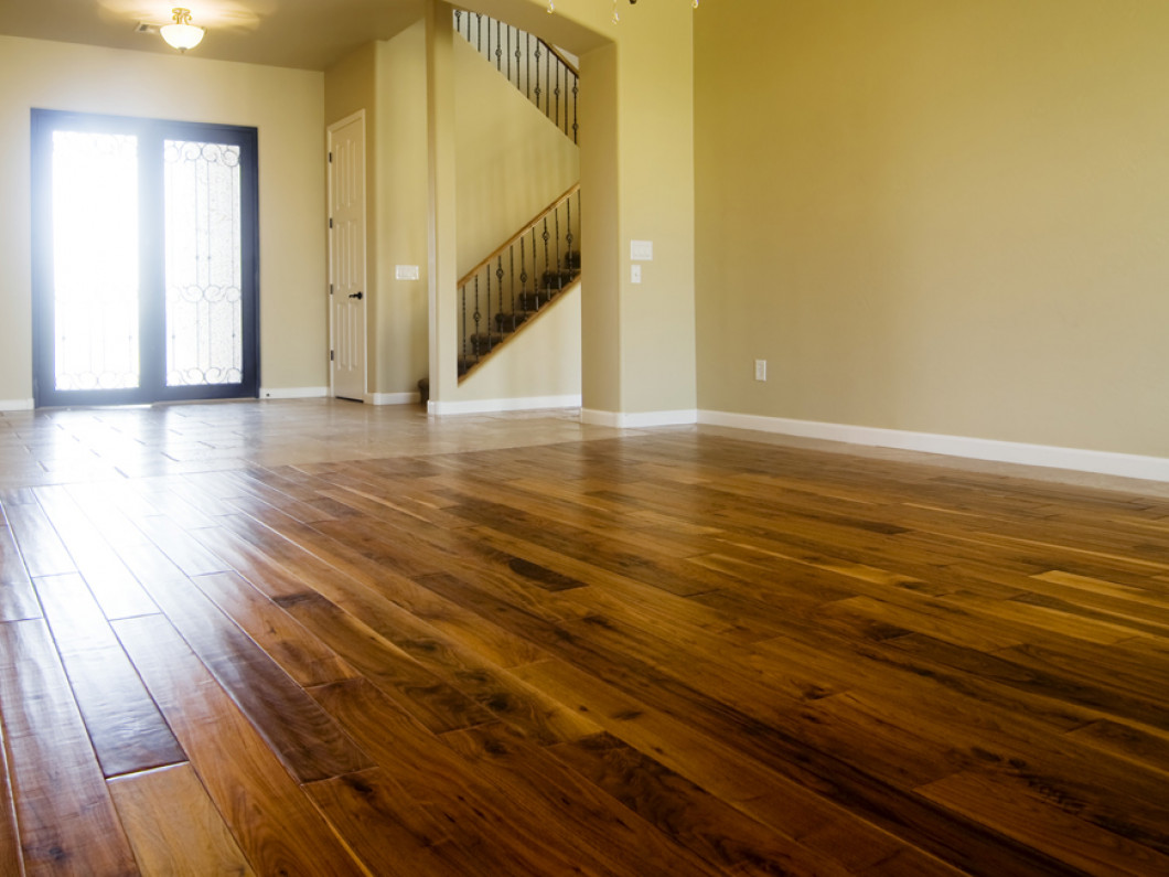Get the Look of Hardwood, Without the Price